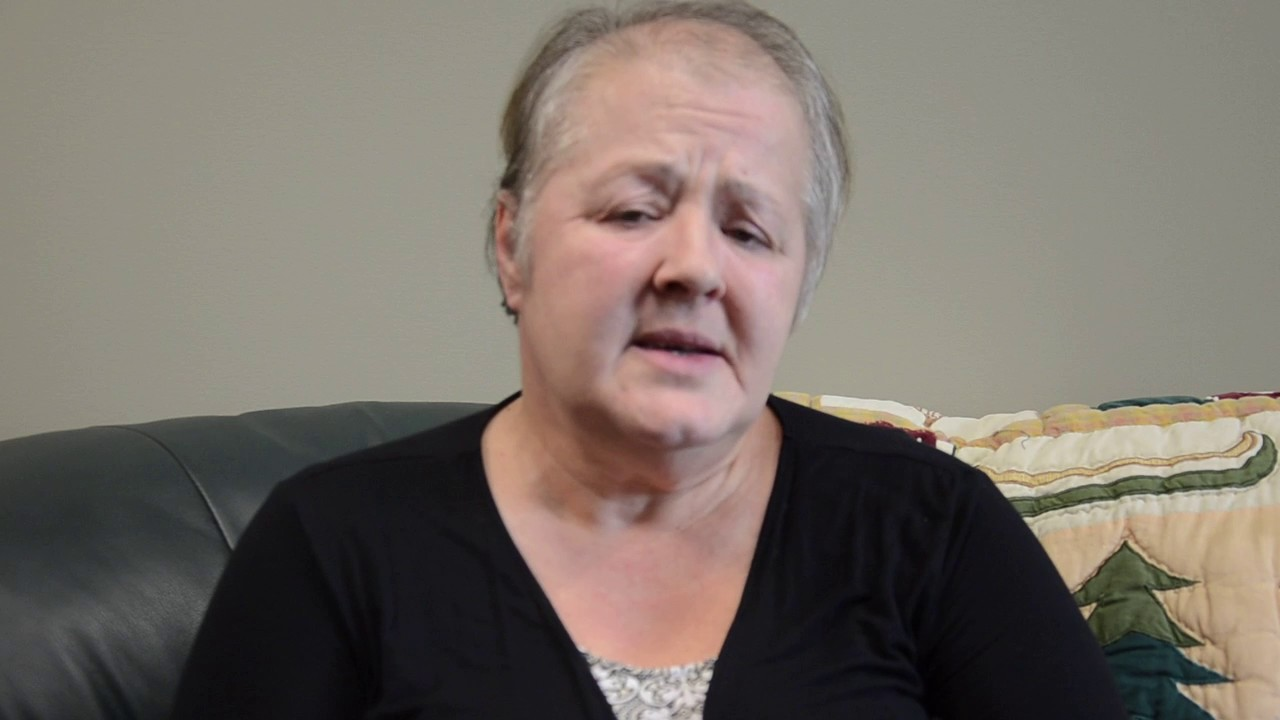 Lois Camacho for a minimum wage that's a living wage - SaskForward